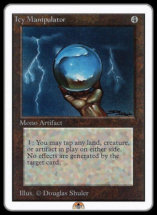 Icy Manipulator - unbegränsad - MP spelrzSphere