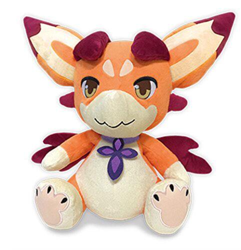 "NEW Taito Granblue Fantasy Vee Vyrn 12/"" Stuffed Plush Doll TAI34000 US Seller"