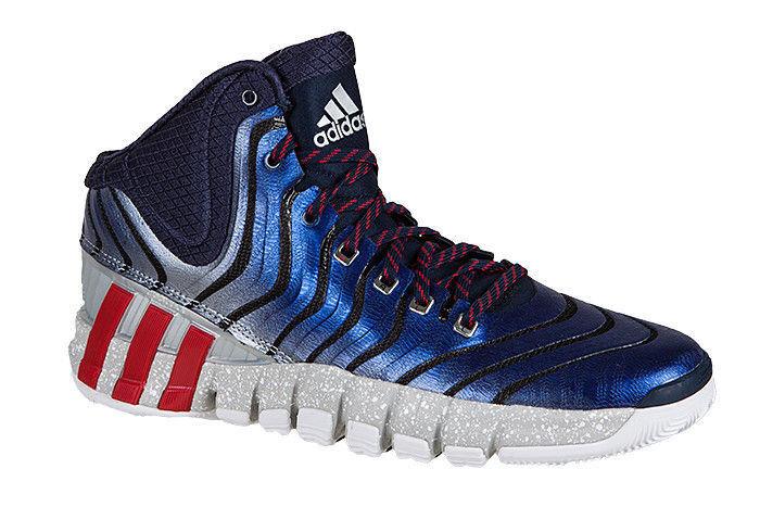 Adidas Adipure Crazyquick 2 Hi-Top Basketball  Uomo - Trainers Stiefel UK 12 - Uomo 15 319ee5