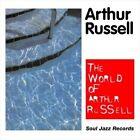 The World of Arthur Russell by Arthur Russell (Vinyl, Apr-2009, 3 Discs, Soul Jazz)