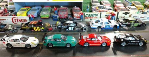 #9 Peter Revson Porsche IROC 1//64th HO Scale Slot Car Decals