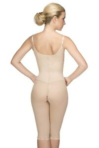 VEDETTE-155-Medium-Control-Body-Shaper-CAMEL-SIZE-S-34-FREE-SHIPPING