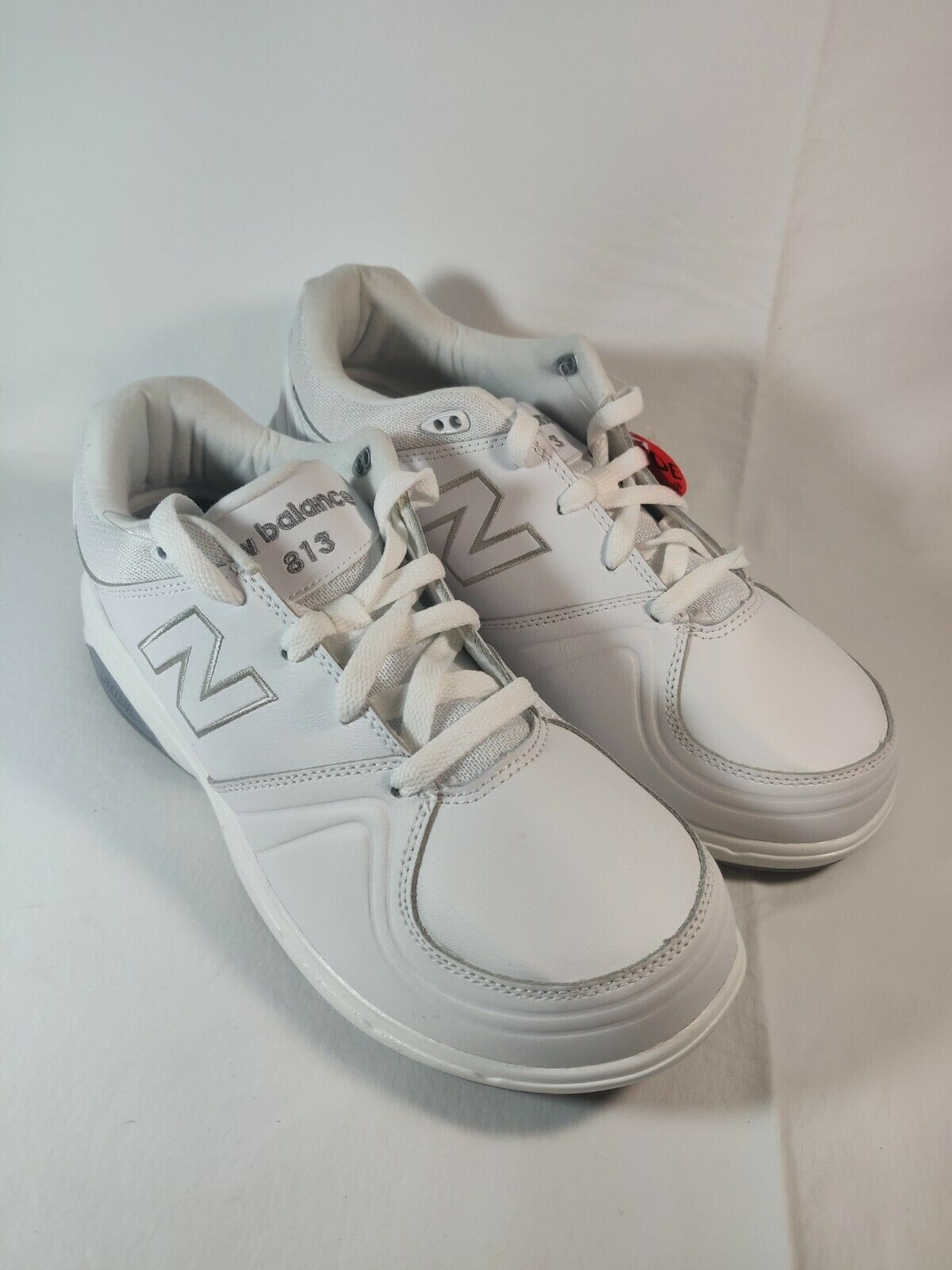 NICE New Balance 813 Size 11 4E WIDE Mens Athletic Walking Sneaker shoes WHITE