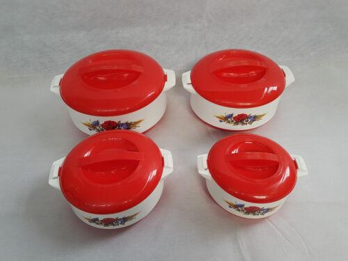 Vorratsdosen Isolierbehälter Premium Aufbewahrungsdosen 4 tlg