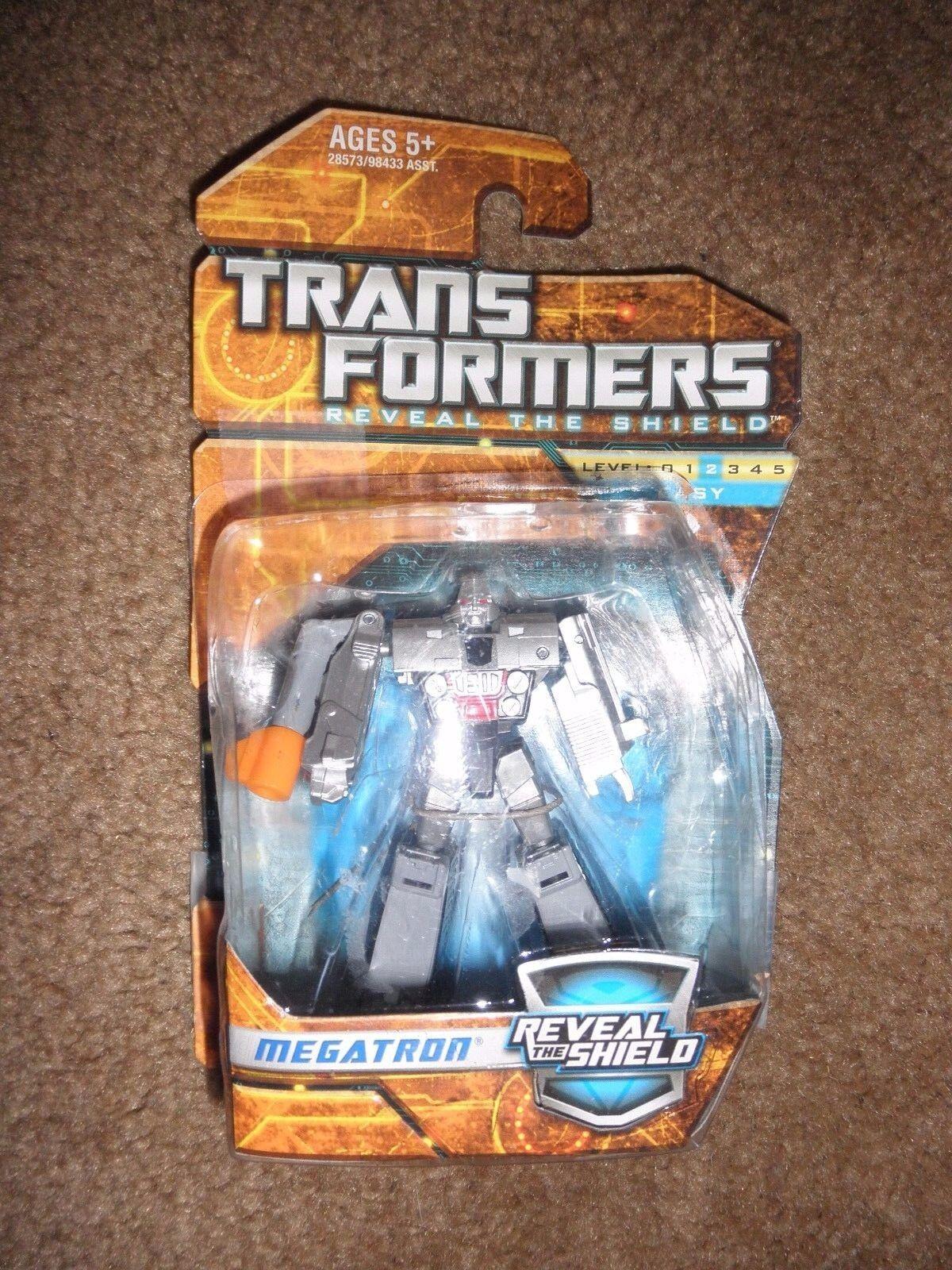 Transformers Reveal The Shield RTS Legends Class Megatron