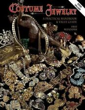 Costume Jewelry : A Practical Handbook and Value Guide by Fred Rezazadeh (1997, Hardcover)