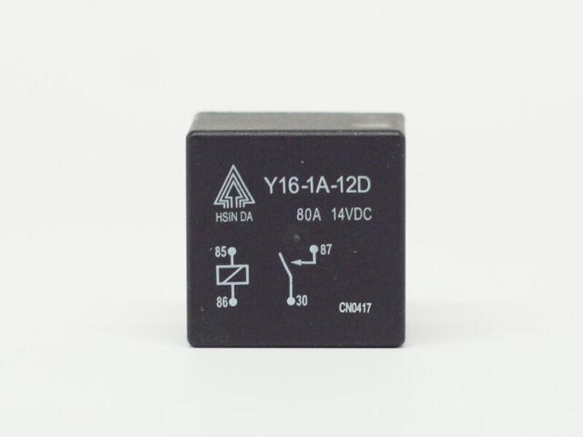 5 pcs of Omron G8P-1A4P 12VDC 12V Relays Relay SPST 30A