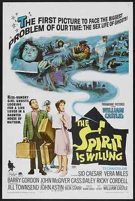 Art Spirit Is Willing Poster 01 A4 10x8 Photo Print