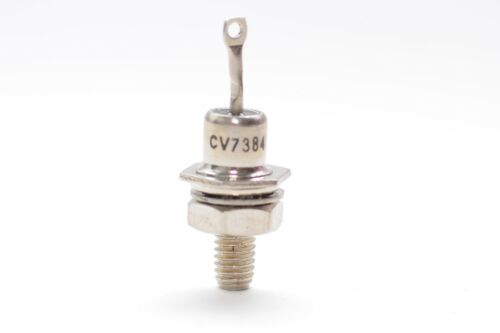 200 V // 10 A 2x MIL spec Zenner Diode Typ CV7384 // CV 7384 Metallgehäuse NOS