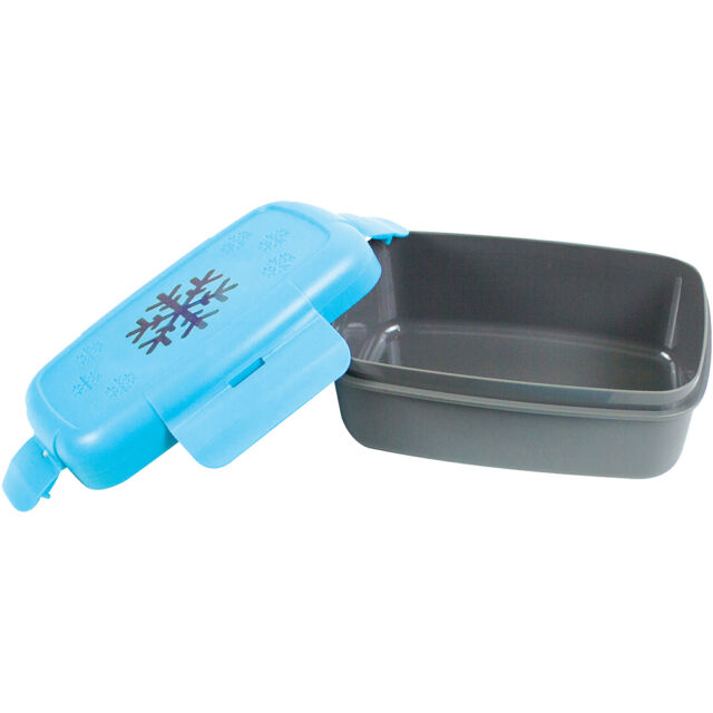 Yellowstone Ice Pack Lunch Food Box Polypropylene Silicone