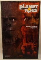 Planet Of The Apes Movie By Sideshow - 12 Gorilla Soldier Figure Sealed