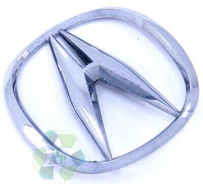 02-03 Nissan Maxima Trunk Logo Emblem Nameplate Center OEM Rear Deck Lid Badge