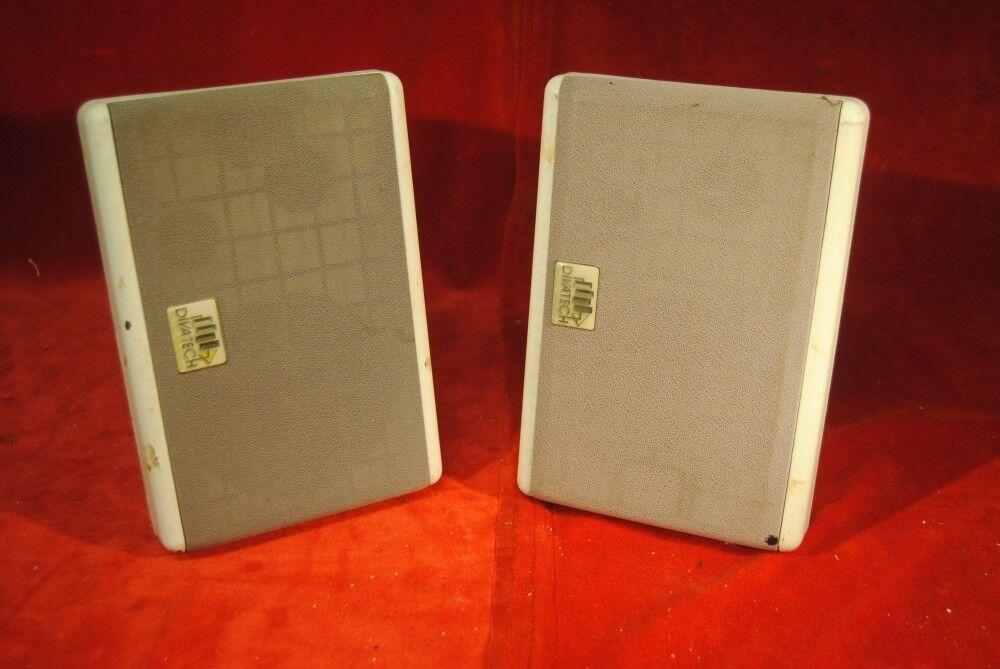 Monitoraggio - sonoriation - DIVATECH CS 5B - 30W 8 ohm o linea 100V (la coppia)