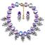 Fashion-Elegant-Women-Bib-Crystal-Pendant-Statement-Chain-Chunky-Choker-Necklace thumbnail 84