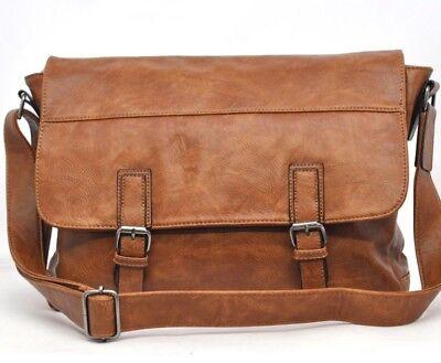 Il Postino (M), borsa pelle vintage, la borsa a spalla