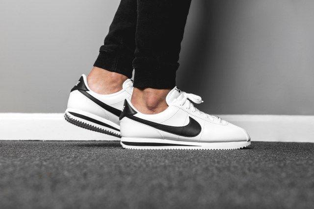 Nike Cortez Basic Leather - 819719 100 - Size 14
