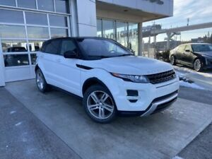 2015 Land Rover Range Rover Evoque Dynamic W/ Panoramic Roof