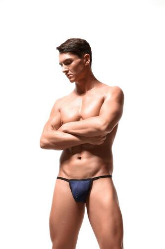 Mens Underwear Bulge Pouch Panties Micro Bikini T-back Thong Pants Briefs Tangas