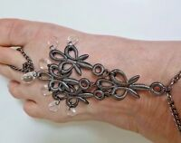 Cjc Slave Bracelet Anklet For Hand Or Foot By Carol's Jewelry Creations