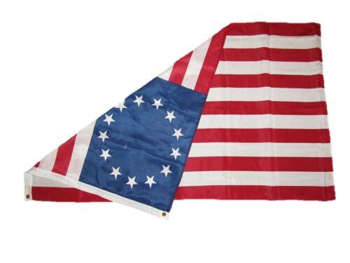 3x5 U.S Flag Store Betsy Ross Historical Flag 3/'x5/'