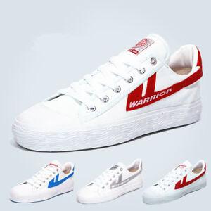 30db5a23fb2 Shanghai Huili WARRIOR classic WB-1 basketball shoes sneakers canvas ...