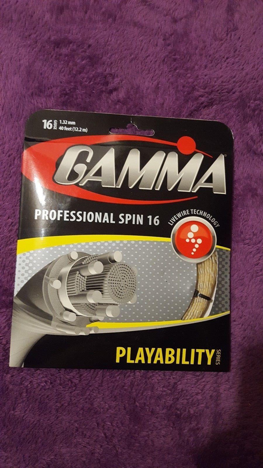 Gamma Live Wire Professional