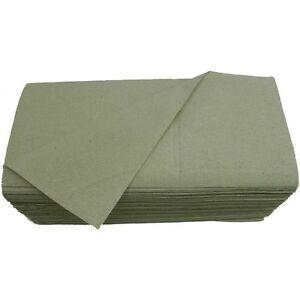 Natur-Handtuchpapier 1-lagig 5000 Blatt Falthandtuch Papierhandtuch 25 x 23 cm