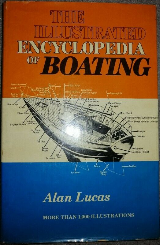 Book - The Illustrated Encyclopedia Of Boating