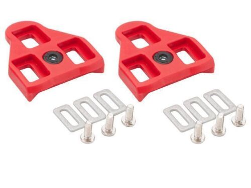 Wellgo RC-5 Cleats For Look ARC or Delta
