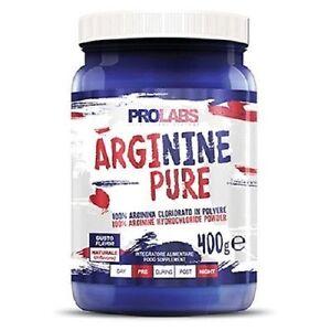 Prolabs-L-Arginine-Pure-400-gr-Arginina-in-polvere-stimolante-ossido-nitrico