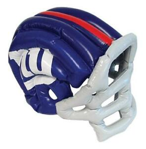 New York Giants NFL Inflatable Football Helmet Fan Tailgate Party ... e536e24ab