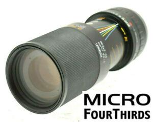 Micro-4-3-Fit-80-210mm-160-420mm-Objektiv-Panasonic-Lumix-Olympus-Pen-m43