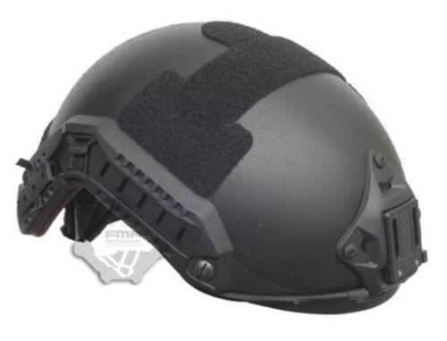 FMA LVL IIIA Ballistic Aramid Fiber Maritime Helmet BK L//XL TB856