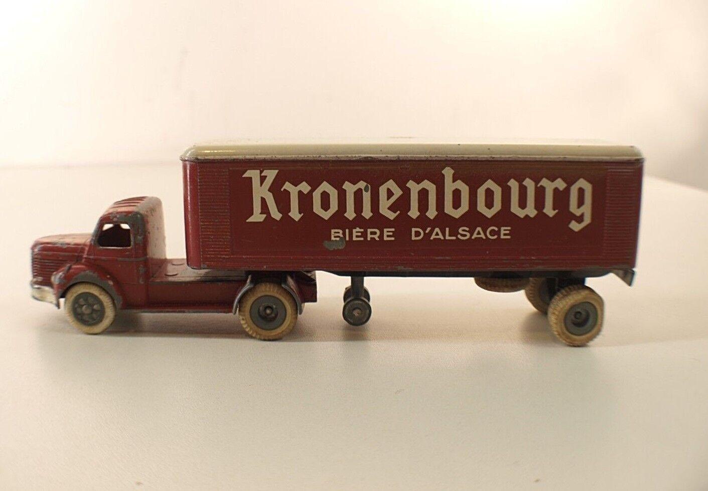 Compra calidad 100% autentica JRD F n° 120 Berliet semi-remorque KRONENBOURG KRONENBOURG KRONENBOURG bière d'Alsace  salida de fábrica