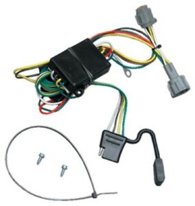 Trailer-Wiring-Harness-For-Nissan-Frontier-1998-1999-2000-2001-2002-2003-2004