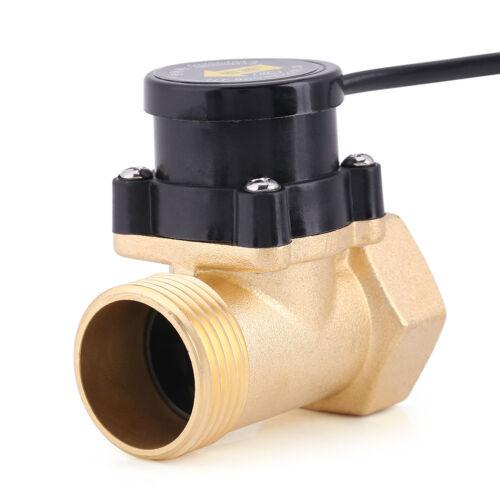 Gewinde Strömungsschalter Water Flow Sensor Automatic Control Switch sg1