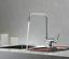Unterfenster Niederdruck Küchenarmatur Einhandmischer Spülenbatterie Chrom