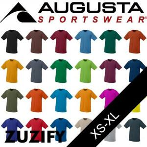 3c21a79fdae Details about Augusta Sportswear Youth Wicking Short Sleeve Performance  T-Shirt. 791