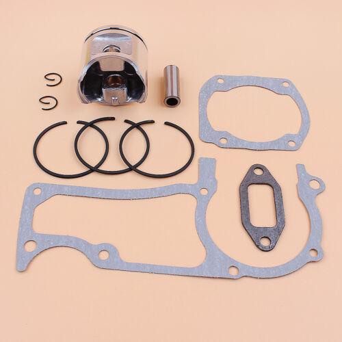EPA Turbo CS2165 Tronçonneuse 48 Mm Piston Ring Joints Ensemble Pour Jonsered 2065,2165
