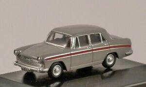 AUSTIN-CAMBRIDGE-Armadillo-Beige-Model-Cars-Oxford-Diecast-1-76