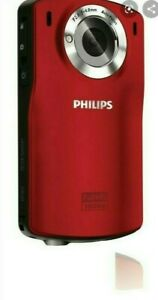 Philips-Esee-CAM110RD-Full-HD-1080p-Pocket-Camcorder-10MP-Camera-2-034-LCD-Screen