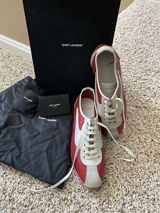 NIB Saint Laurent Jay Stars Sneakers In