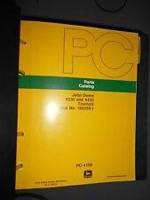 John Deere 4230 4430 tracteur : catalogue de pièces