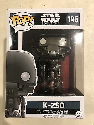 Star Wars 2016, Toy NEU Rogue One Funko Pop K-2SO
