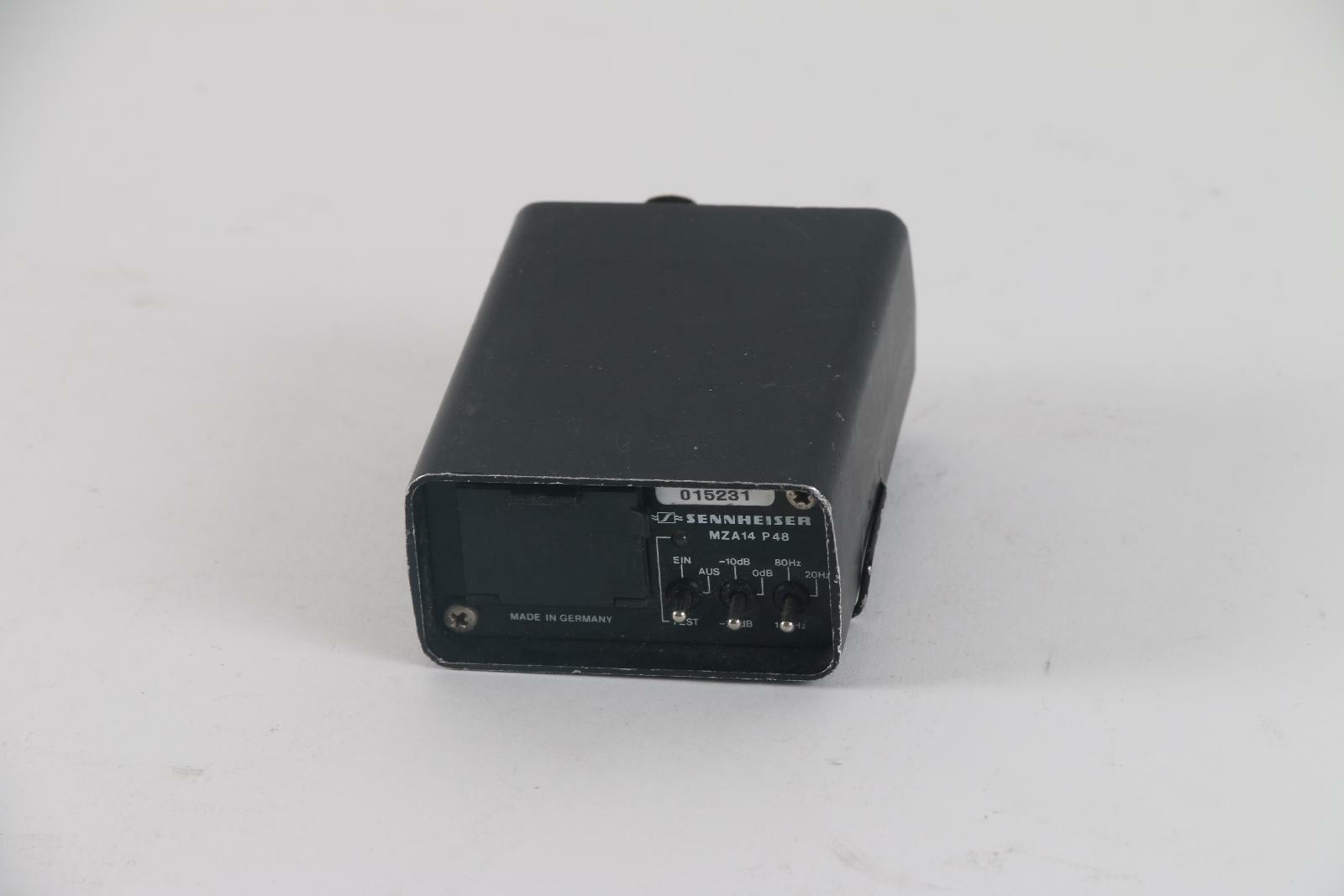 Sennheiser MZA14 P48 XLR Balance Power Supply Unit