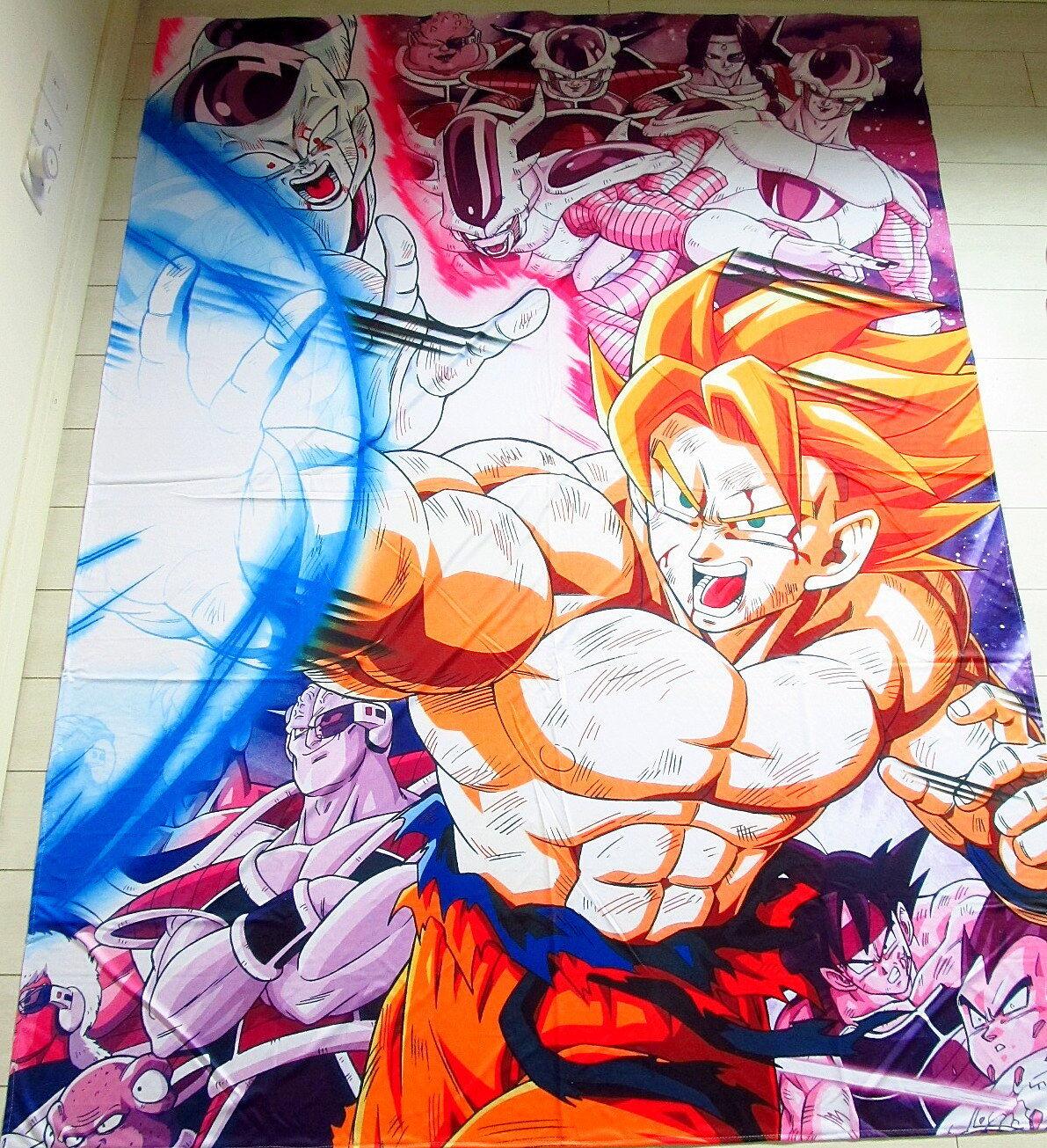 Dragonball Z anime manga Gardine cortina H; 200 B; 150cm nuevo