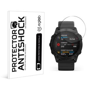 Protector de Pantalla Antishock para Garmin Fenix 6X Pro