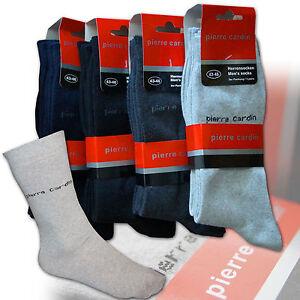 Original-Pierre-Cardin-Business-Socken-9-18-Paar-Herrensocken-Strumpfe-Socks-Men