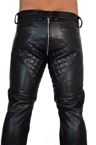 2 Awanstar Lederhose leather Trousers Hose Padded Wege Rv leder 7800 Gepolstert SxFqpRw