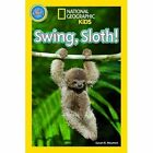 Swing Sloth by National Geographic Kids (Paperback, 2014)